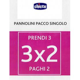 PANNOLINI PACCO SINGOLO 3X2 PAGHI 2